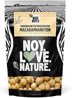 NoyNuts | Macadamia noten | Ongebrand & ongezouten | 500 gram | Rijk aan onverzadigde vetzuren