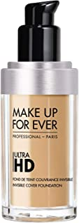 Makeup For Ever Y325 Ultra Hd Invisible Cover Foundation 30ml