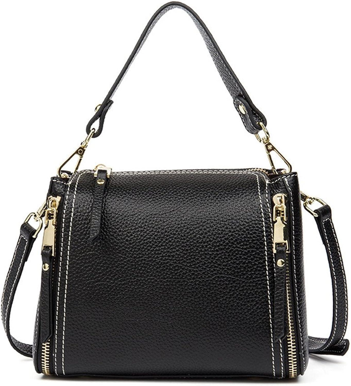 GWQGZ Fashion Handtasche Handtasche Handtasche Für Freizeit Retro Single Schulter Und Umhängetasche Schwarz B07F2XLJR9  Schnäppchen 14a341
