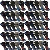 Pesail 10 Paar Herren Sneaker Socken Größe 39-46 zur Auswahl (43-46)