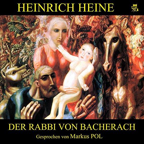 Der Rabbi von Bacherach audiobook cover art