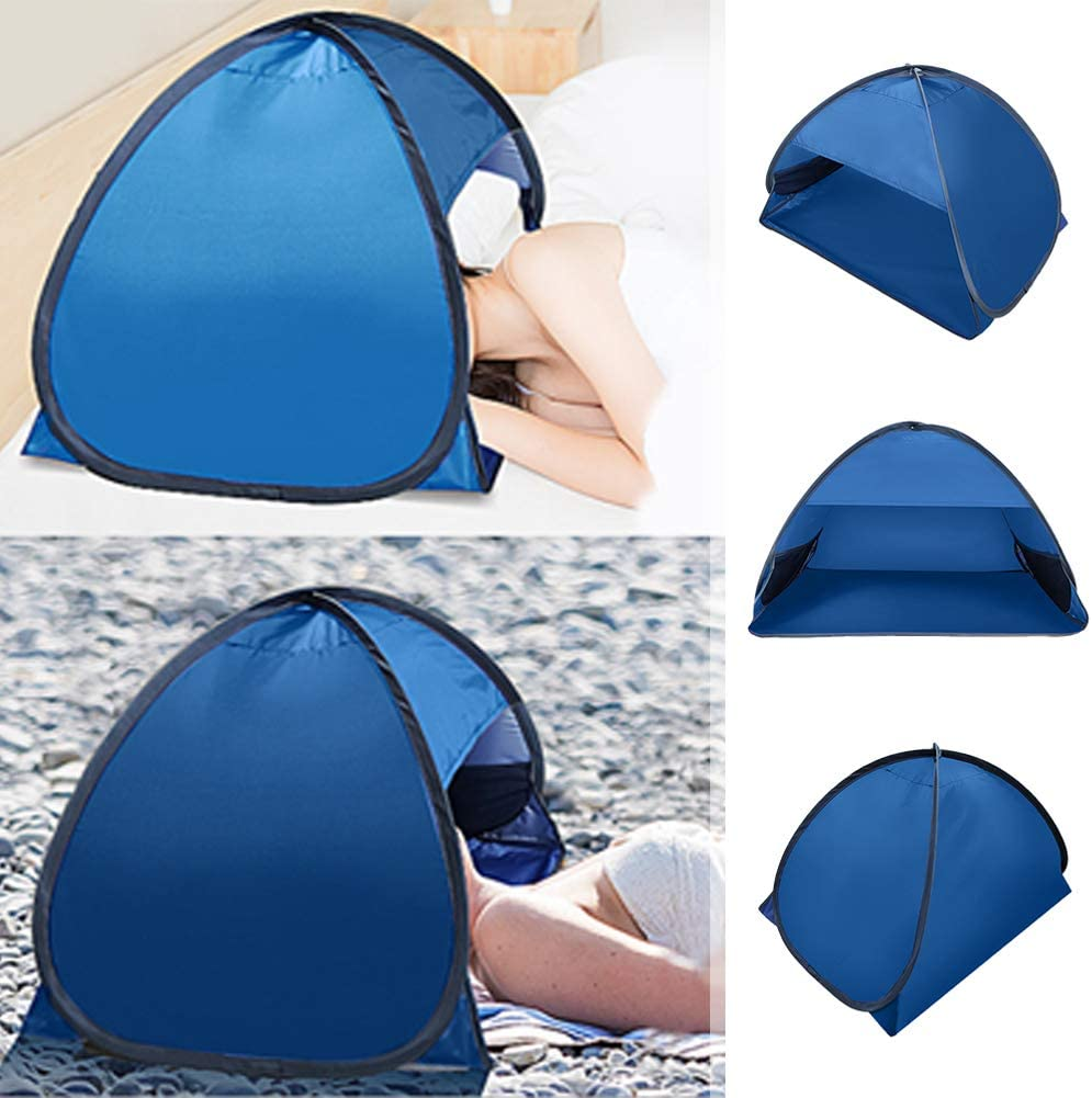 Portable Sun Shelters Face Protection Roll and Fold Lightweight Camping Sun Shelters Suitable for Beach Camping Fishing Hiking Picnic Outdoor Sunshade Providing UV