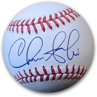 Chris Sabo Signed Autographed MLB Baseball Cincinnati Reds w/COA