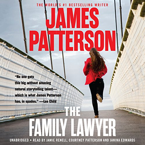 The Family Lawyer audiobook cover art