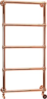 ENKI radiador toallero para baño 1200 600mm clásico pared oro rosa BALLERINA