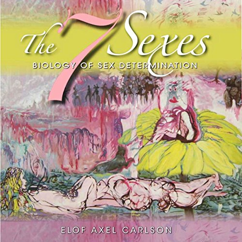 The 7 Sexes audiobook cover art