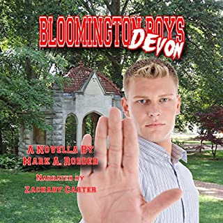 Bloomington Boys: Devon cover art