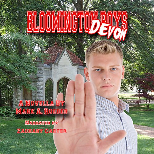 Bloomington Boys: Devon audiobook cover art