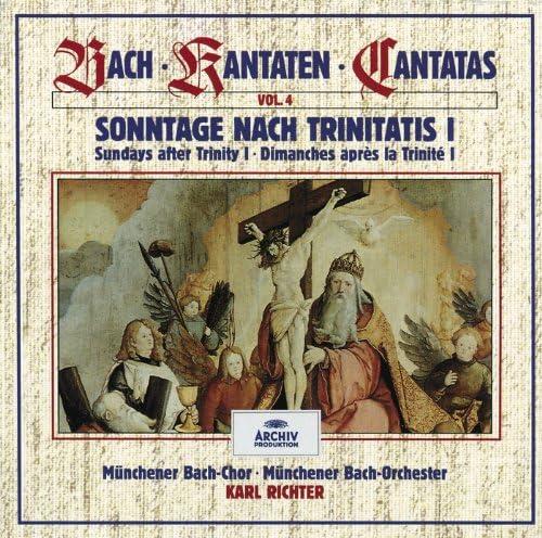 Münchener Bach-Orchester & Karl Richter