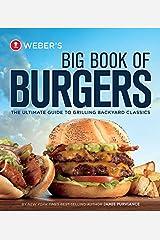 Weber's Big Book of Burgers Paperback