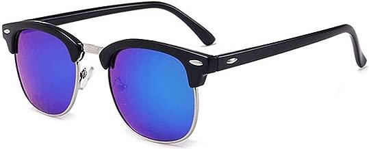 Classic Polarized Sunglasses Men Women Retro Sun Glasses Female Male Fashion Mirror Sunglas