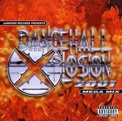 Dancehall Xplosion 2001