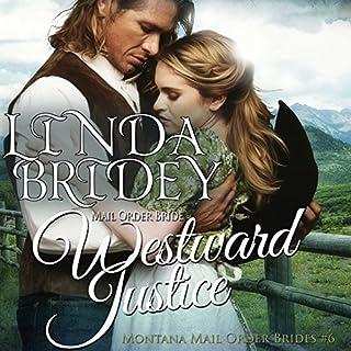 Mail Order Bride - Westward Justice audiobook cover art