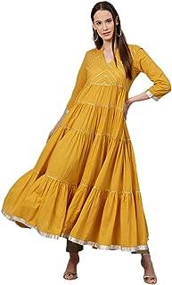 Designer Kurta Kurti Indian Ethnic Top Tunic Party Wear Women Dress Blouse