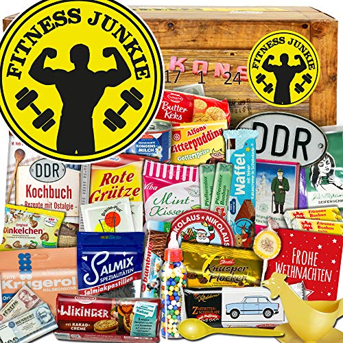 Fitness Junkie - Advent Kalender DDR - Adventskalender Männer