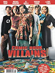 best top rated comic book villains 2021 in usa
