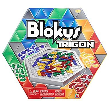 Mattel Blokus Trigon (Amazon Exclusive)