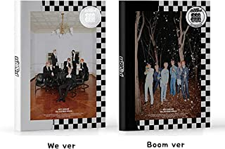 NCT Dream - We Boom 3rd Mini Album Cover + CD + Booklet + Boom Card + Photocard + Circle Card (We ver)