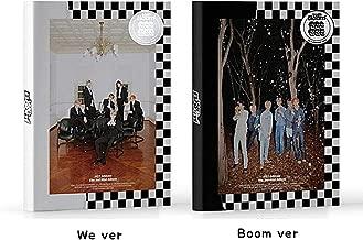 NCT Dream - We Boom 3rd Mini Album Cover + CD + Booklet + Boom Card + Photocard + Circle Card (We ver)