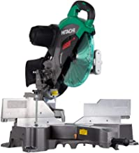 Hitachi C12RSH2 15-Amp 12-Inch Dual Bevel Sliding Compound Miter Saw with Laser Marker