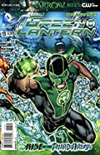 Green Lantern #13 Unread New Near Mint New 52 DC 2011 18