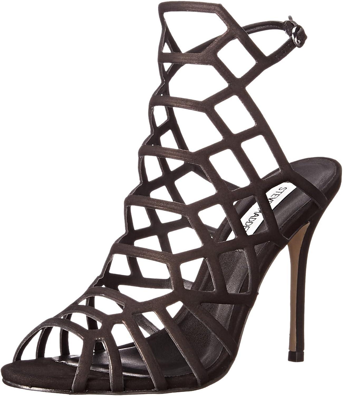 Steve Madden Madden Madden Damen Slithur Schuhe mit Riemchen, schwarz, Schuhgröße  207d33