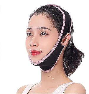 wsbdking Gezichtsafmetingen Riem Elastische Bandage V Lijn Shaper Dames Chin Cheek Hef Visage Anti Rimpel Strap Face Care ...
