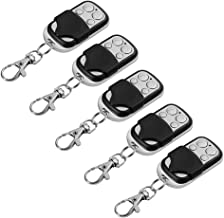 XCSOURCE 5pcs Electric Cloning Universal Gate Garage Door Opener Remote Control Fob 433mhz Replacement Key Fob HS761