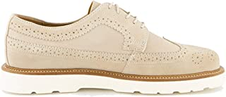 Luxury Fashion | Gant Men 200120633411G151 Beige Suede Lace-up Shoes | Spring-summer 20