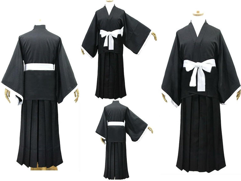 alto descuento Japonés Anime Bleach CosJugar Kimono Chaqueta, tamaño M (altura (altura (altura 155-162 cm, peso 50-55 kg)  ventas al por mayor