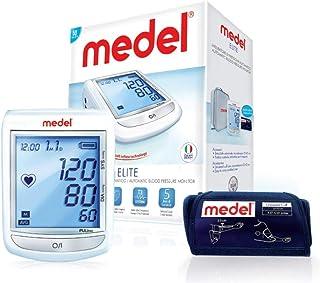 Medel 95123 - Medidor de presión de brazo automático, color blanco