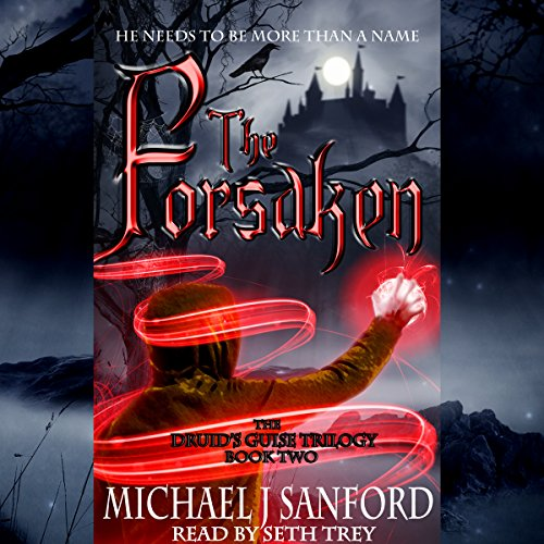 The Forsaken cover art