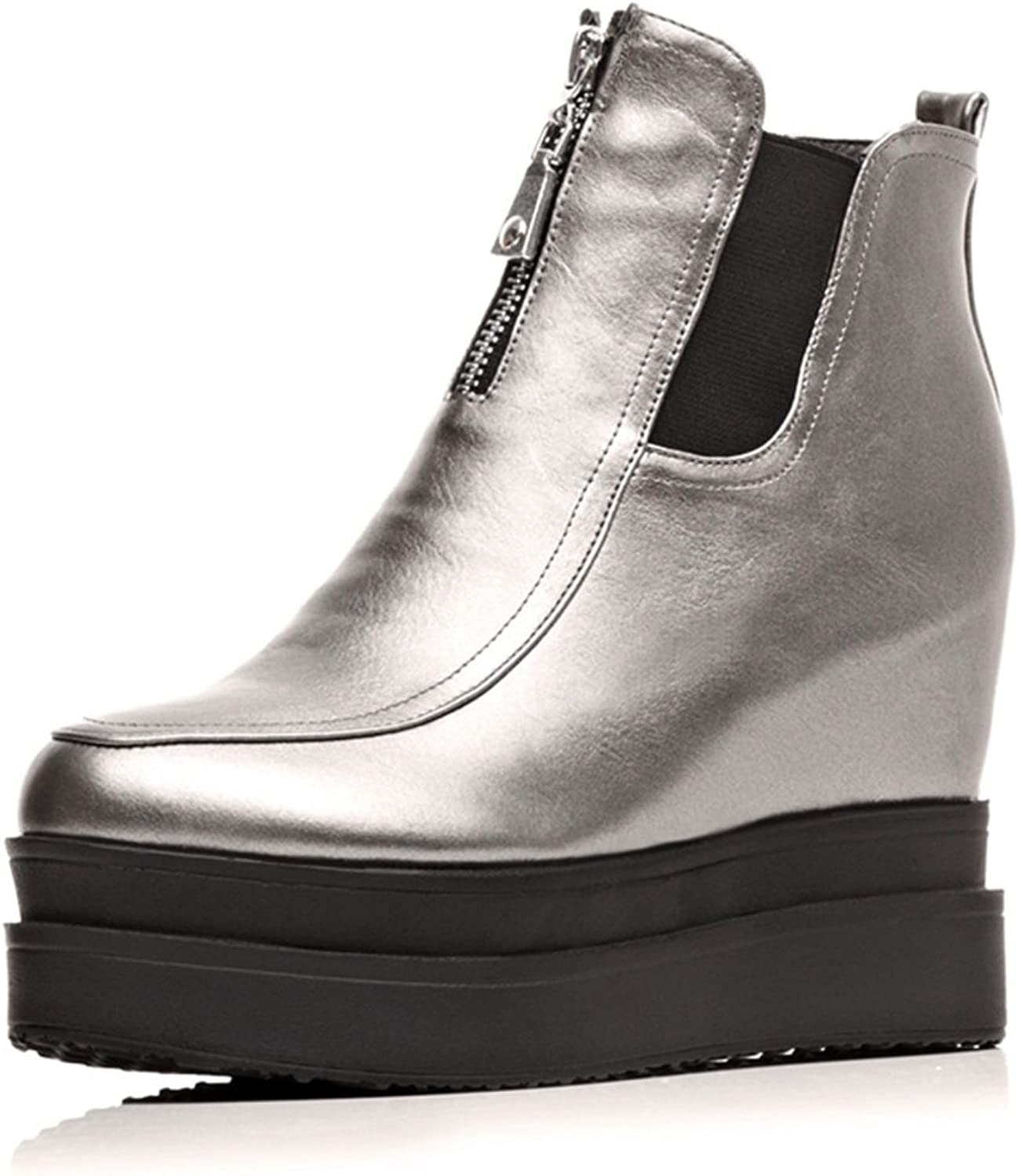 RHFDVGDS Fall winter Ji Song Patty high boots at the end of Martin boots