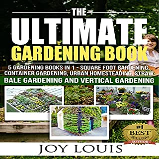 Ultimate Gardening Book: 5 Gardening Books in 1 cover art