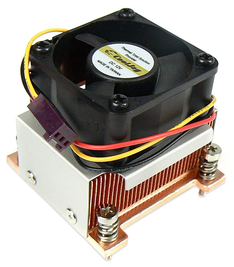 High Profile Active CPU Heatsink for Intel Pentium M, Core 2 Duo Mobile Socket 479 (Dothan/Banias) Processors