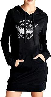IGYoh Women Fashion Long Sleeves Hooded Sweatshirts - Sea Shepherd