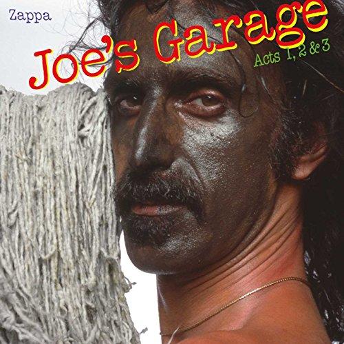 Joe'S Garage (Ltd.3lp) [Vinyl LP]