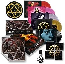 HIM Diehard Bundle: Greatest Love Songs 666, Razorblade Romance, Deep Shadows and Brilliant Highlights, Love Metal, Lashes To Ashes Lust To Dust: A Vinyl Retrospective '96-'03 Boxset