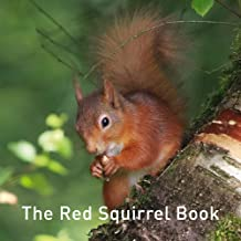 The Red Squirrel Book (The Nature Book Series)