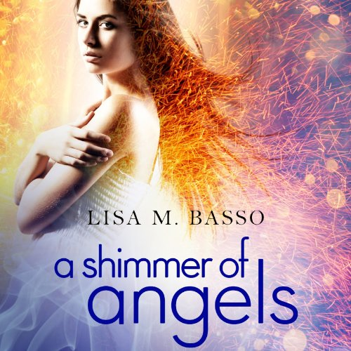 A Shimmer of Angels audiobook cover art