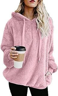 Best pink pullover hoodie women's Reviews