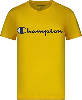 Champion boys Champion Boys Heritage Short Sleeve Tee T-Shirt
