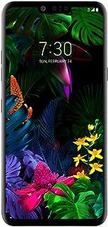"LG G8 ThinQ (128GB, 6GB RAM) 6.1"" QHD+ OLED FullVision Display, Crystal Sound OLED Speaker, Hand ID, Air Motion, 4G LTE (O..."
