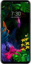 """$299 » LG G8 ThinQ (128GB, 6GB RAM) 6.1"""" QHD+ OLED FullVision Display, Crystal Sound OLED Speaker, Hand ID, Air Motion, 4G LTE (Only for T-Mobile & Its MVNO's) (Renewed) (Aurora Black)"""