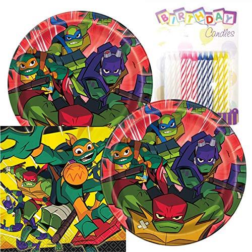 ninja turtle birthday decorations - 9