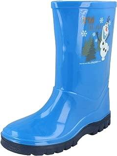 cars disney Disney-Bottes de Pluie Bleue et Rouge-Gar/çon