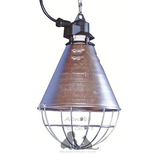 Titan Incubators Poultry Heat Lamp and 175W Bulb Hi//Low Switch Puppy//Kitten