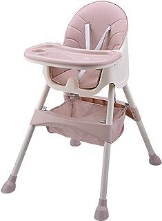 Baby High Chair, U HOOME Baby Feeding Chair Toddler Chair Snack High Chair Seat Toddler Booster Furniture Detachable Doubl...