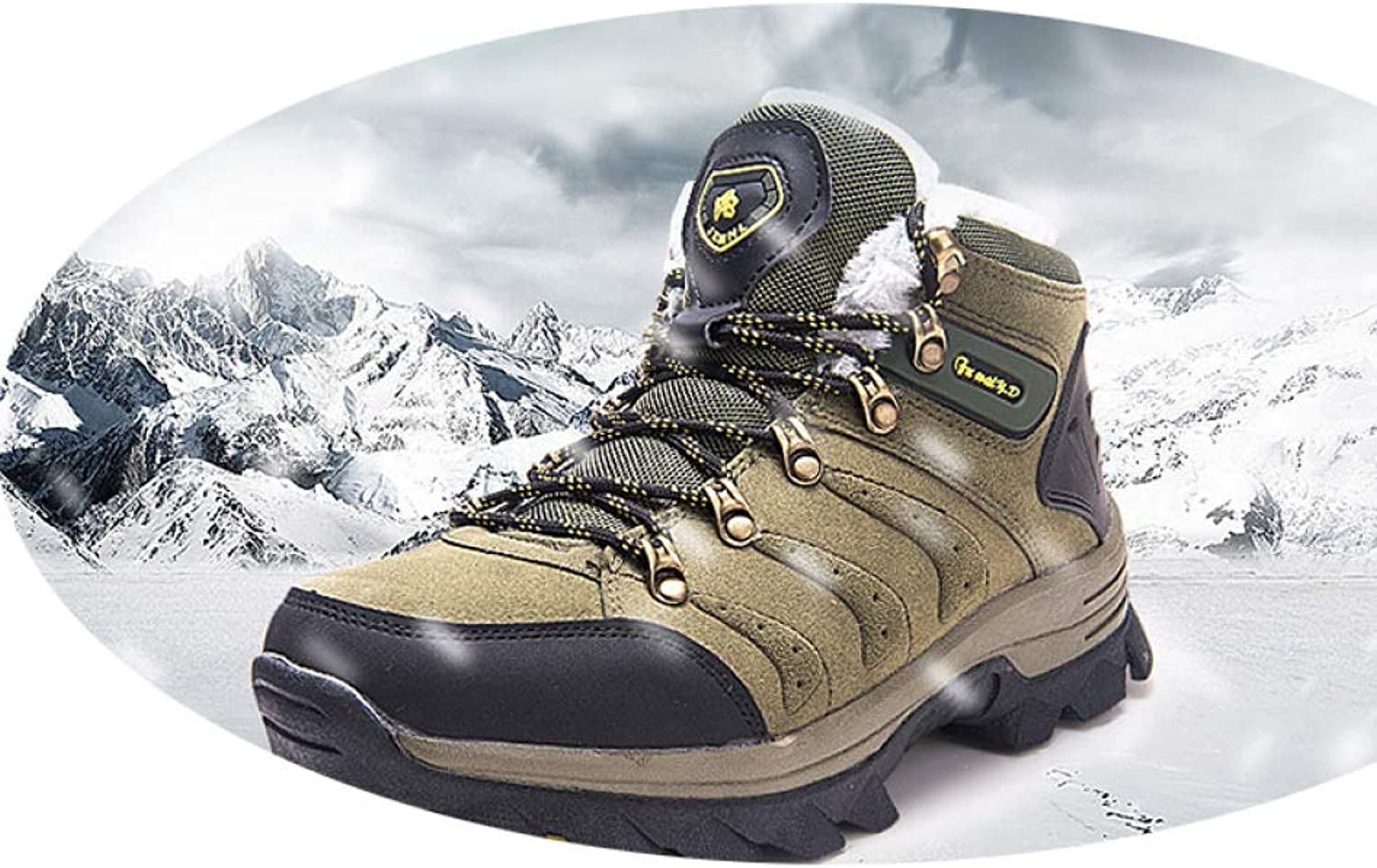 shoes Winter Outdoor Hiking, Youth Fashion Casual, Men's Running Women, Non-Slip, Outdoor Travel