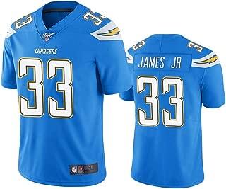 Men's Los Angeles Chargers #33 Derwin James 100th Season Vapor Limited Jersey